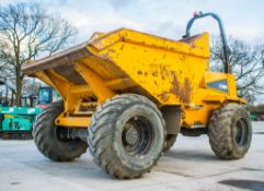 Thwaites 9 tonne straight skip dumper Year: 2014 S/N: C8538 Recorded Hours: 1990 1880