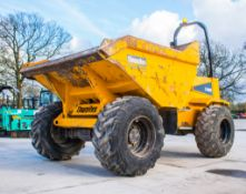 Thwaites 9 tonne straight skip dumper Year: 2014 S/N: C8541 Recorded Hours: 2477 1886