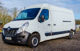 Renault Master Business DCI 135 LM35 diesel driven seat panel van Reg No: MF65 XFG Date of First
