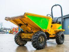 Thwaites 3 tonne swivel skip dumper Year: 2014 S/N: C9911 Recorded Hours: 364 A642746