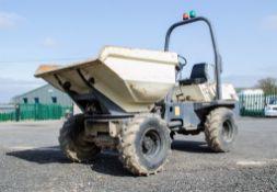 Benford Terex 3 tonne swivel skip dumper Year: 2007 S/N: E704FS192 Recorded Hours: 266 D1388