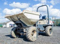 Benford Terex 3 tonne swivel skip dumper Year: 2007 S/N: E702FS057 Recorded Hours: Not displayed (