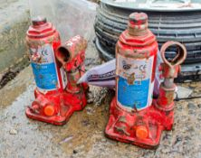 Hydraulic bottle jacks A904848/940847