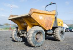Terex 9 tonne straight skip dumper Year: 2011 S/N: BBMV2940 Recorded Hours: Not displayed D1465