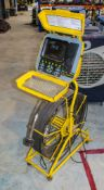 Radiodetection P330+ flexiprobe pipe inspection camera