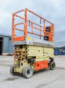 JLG 2630ES battery electric scissor lift access platform Year: 2007 S/N: 16494 Recorded Hours: 373