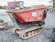 Taskman TD 500 HL petrol driven walk behind rubber tracked dumper A703034