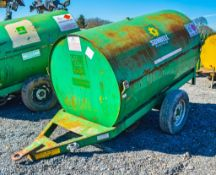 Trailer Engineering 250 gallon site tow bunded fuel bowser *no hand pump* AP