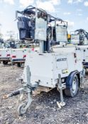 SMC TL-90 diesel driven fast tow mobile lighting tower Year: 2014 S/N: T901411087 Recorded Hours: