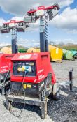 Mosa GE6000 SX/GS diesel driven lighting tower/generator Year: 2015 S/N: 44339 Recorded Hours: 622
