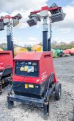 Mosa GE6000 SX/GS diesel driven lighting tower/generator Year: 2014 S/N: 37543 Recorded Hours: 615