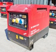 Mosa GE6000 SX/GS diesel driven generator Year: 2013 S/N: 044587 Recorded Hours: 485