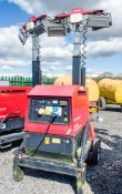 Mosa GE6000 SX/GS diesel driven lighting tower/generator Year: 2015 S/N: 42693 Recorded Hours: 528