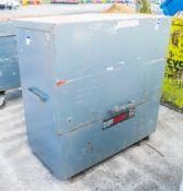 Armor Gard Tuffbank steel tool store 2294-0631 ** Locked & No key **