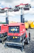 Mosa GE6000 SX/GS diesel driven lighting tower/generator Year: 2015 S/N: 42956 Recorded Hours: 315