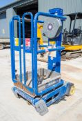 Power Tower peco lift manual personell lift PF1833