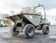 Benford Terex TA3 3 tonne straight skip dumper (EX MOD) Year: 2011 S/N: EBANJ2837 Recorded Hours: