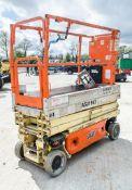JLG 1930ES battery electric scissor lift access platform Recorded Hours: 332 A581983