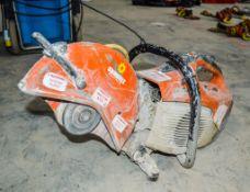 Stihl TS410 petrol driven cut off saw A707373