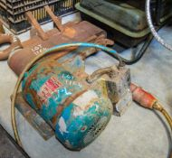 3 phase electric belt sander TC