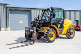 JCB 520-40 4 metre telescopic handler Year: S/N: 1781729 Recorded Hours: 3301 A603234