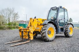 JCB 531-70 7 metre telescopic handler Year: S/N: 2352838 Recorded Hours: 3281 THO70012