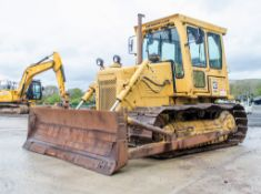Caterpillar D4E steel tracked crawler dozer S/N: 12Z09111 Recorded Hours: 3141