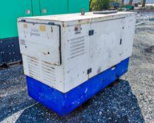 Harrington 16 kva diesel driven generator Year: 2004 S/N: 034978 Recorded Hours: 14014 GEN614