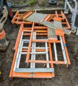 Glass fibre podium ARP899