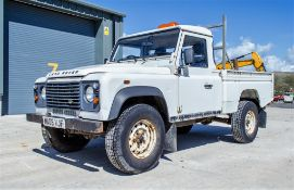 Landrover Defender 110 2.4 diesel hi capacity 4wd pick up