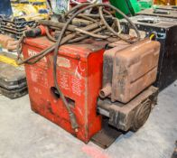 Mosa MS170S petrol driven welder c/w leads TC