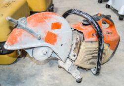 Stihl TS410 petrol driven cut off saw A744034