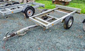 Knott Avonride 6ft x 3ft single axle generator trailer Year: 2015 A687022