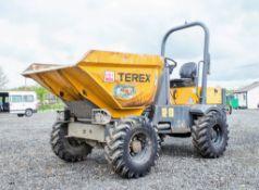 Terex TA3s 3 tonne swivel skip dumper Year: 2014 S/N: Recorded Hours: 1199 A644686