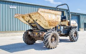 Terex PS5000 5 tonne swivel skip dumper Year: 2006 S/N: E6081Y029 Recorded Hours: Not displayed (