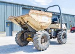 Terex PS4000 4 tonne swivel skip dumper Year: 2006 S/N: E604LW011 Recorded Hours: Not displayed (