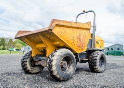 Terex TA9 9 tonne straight skip dumper Year: 2011 S/N: E36MV2560 Recorded Hours: 2103 D1444