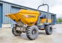 Terex TA3s 3 tonne swivel skip dumper Year: 2014 S/N: EE4PB5518 Recorded Hours: 981 A635089