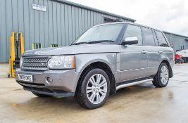 Range Rover Vogue TDV8 SE Auto 5 door estate car Registration Number: BN58 OKE Date of Registration: