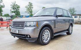 Range Rover Vogue TDV8 Auto 5 door estate car Registration Number: D13 DDG Date of Registration: