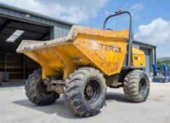 Terex TA9 9 tonne straight skip dumper Year: 2011 S/N: EB6MV2593 Recorded Hours: 3342 D1442