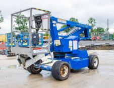 Nifty HR12NDE battery electric/diesel articulated boom lift access platform Year: 2007 S/N: 1215754