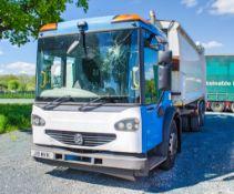Dennis Eagle Elite 6 wheel refuse lorry Registration Number: J19 MVK Date of Registration: 23/01/
