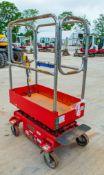 Pop-Up battery electric push along scissor lift lift 08FT0209
