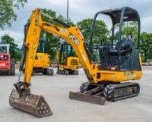 JCB 8014 CTS 1.5 tonnerubber trackedmini excavator Year: 2014 S/N: 2070487 Recorded Hours: 1796