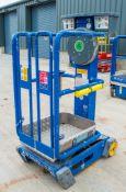 Peco Lift manual personnel lift 08PV0062