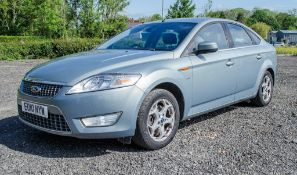 Ford Mondeo 2.0 TDCi Titanium 5 door saloon car Registration Number: EO10 NYW Date of