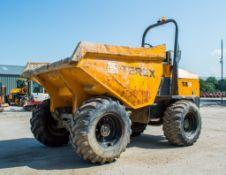 Terex TA9 9 tonne straight skip dumper Year: 2011 S/N: MV2593 Recorded Hours: 3342