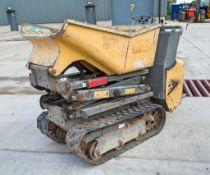 Messersi TCH - 07D diesel driven high tip pedestrian rubber tracked dumper Year: 2014 1605-1846