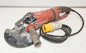 Hilti DAG 230D 110v 230mm angle grinder AG959